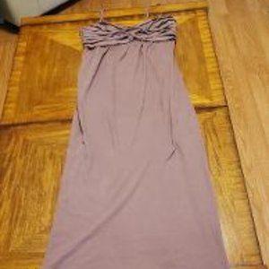 New York & Co Streetwear Full Length Casual Dress